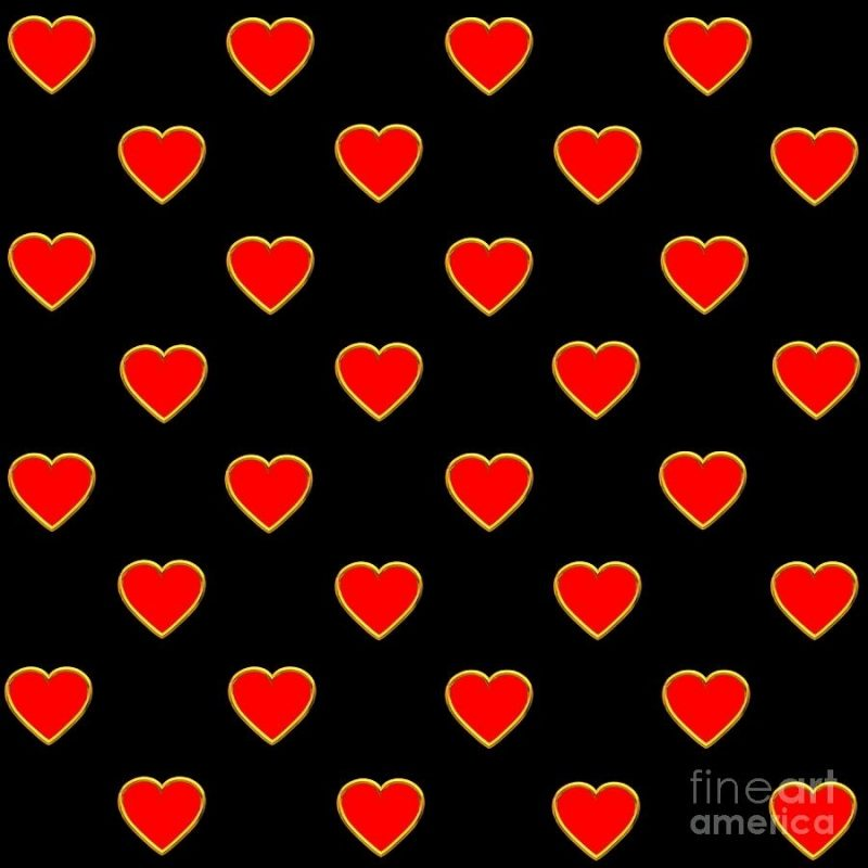 10 Best Hearts With Black Background FULL HD 1920×1080 For PC Desktop 2020 free download red hearts on a black background saint valentines day love and 800x800