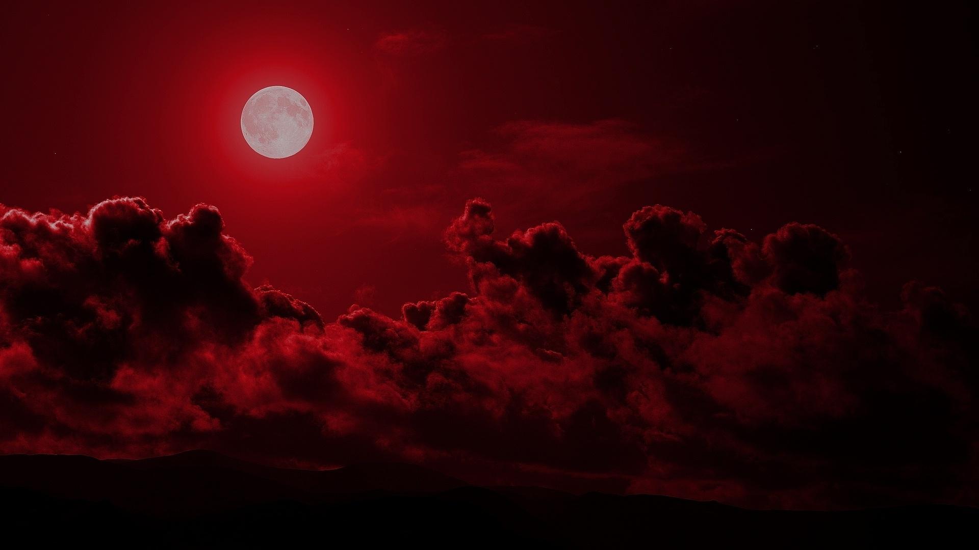 red moon wallpaper hd | pixelstalk