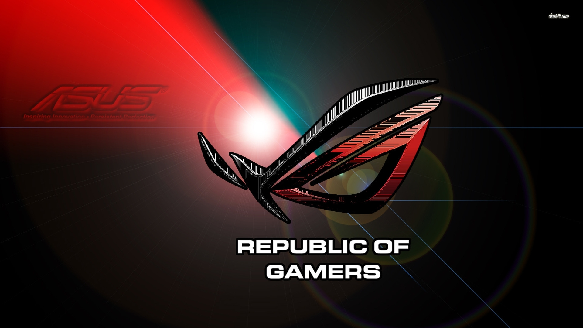 republic of gamers wallpaper - wallpapers browse