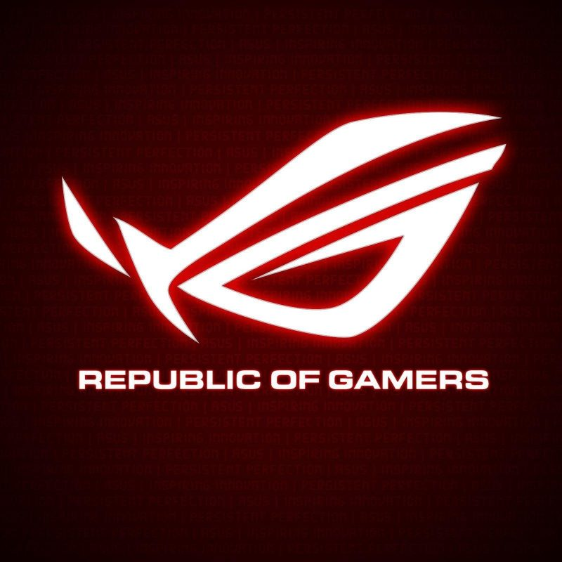 10 Most Popular Republic Of Gamers 1080P FULL HD 1080p For PC Background 2018 free download republic of gamers wallpapers wallpaper cave 6 800x800