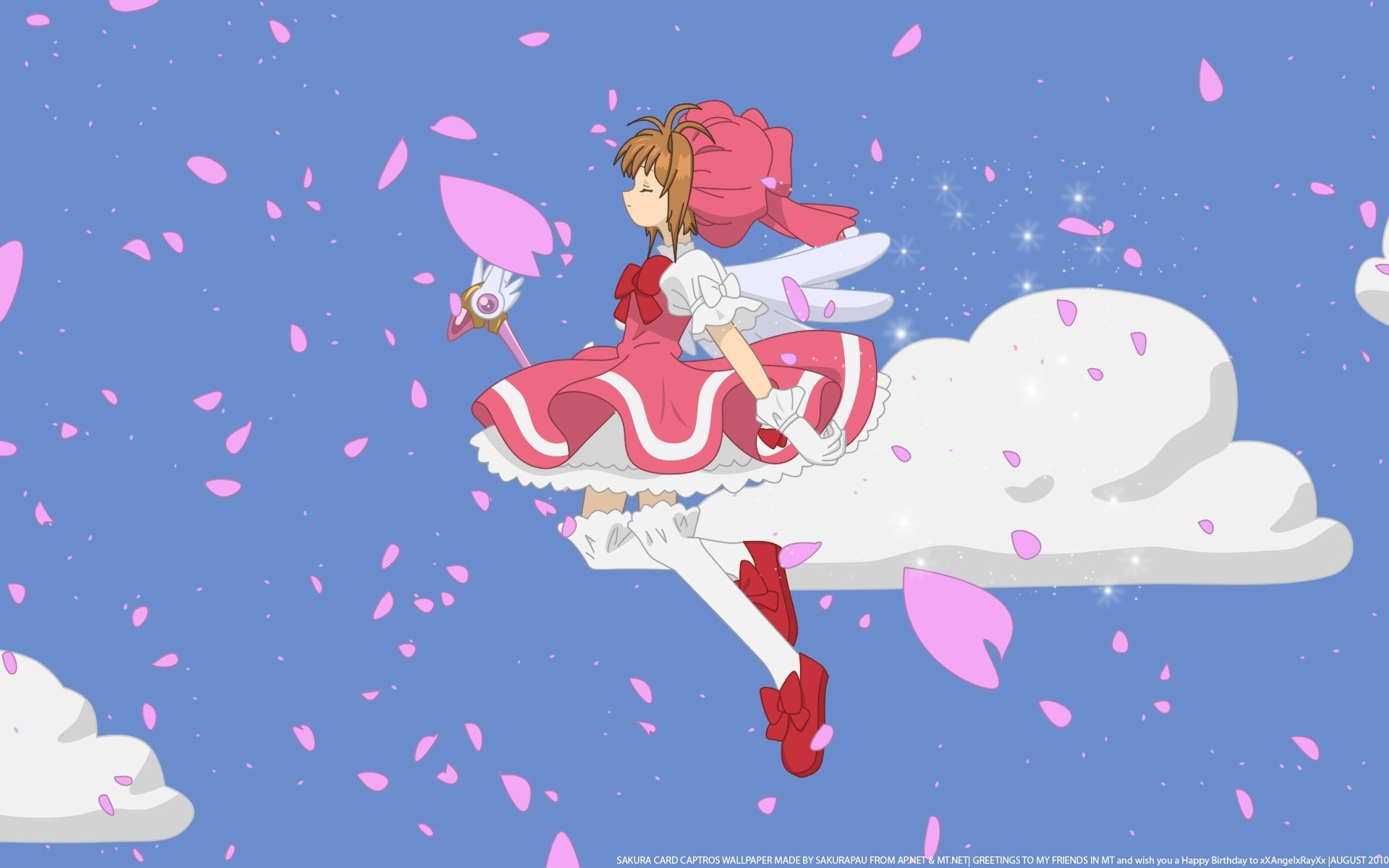 resultado de imagen de sakura card captor wallpaper   sakura   pinterest