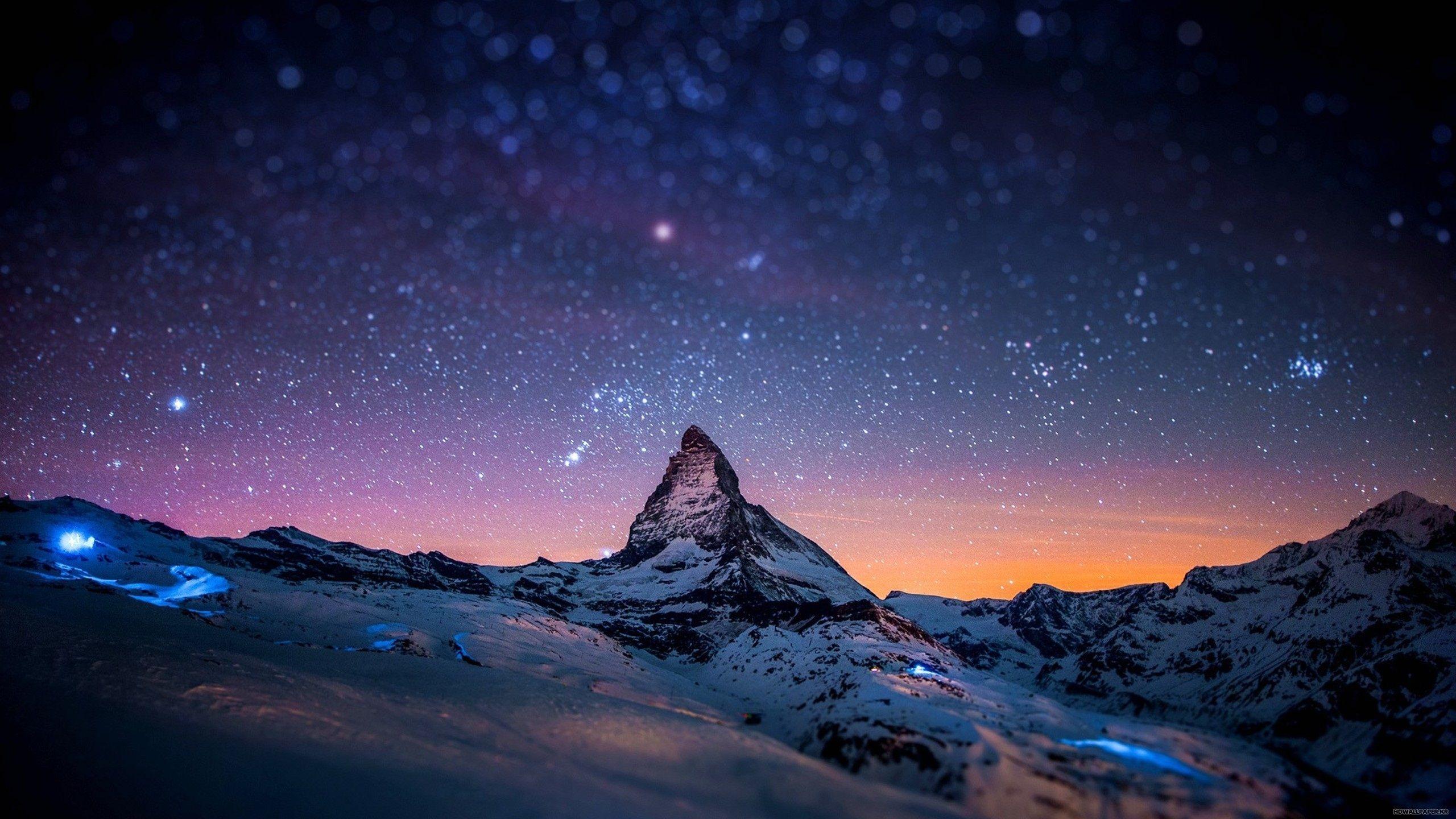 retina-display-wallpapers-macbook-pro | wallpapers | starry night