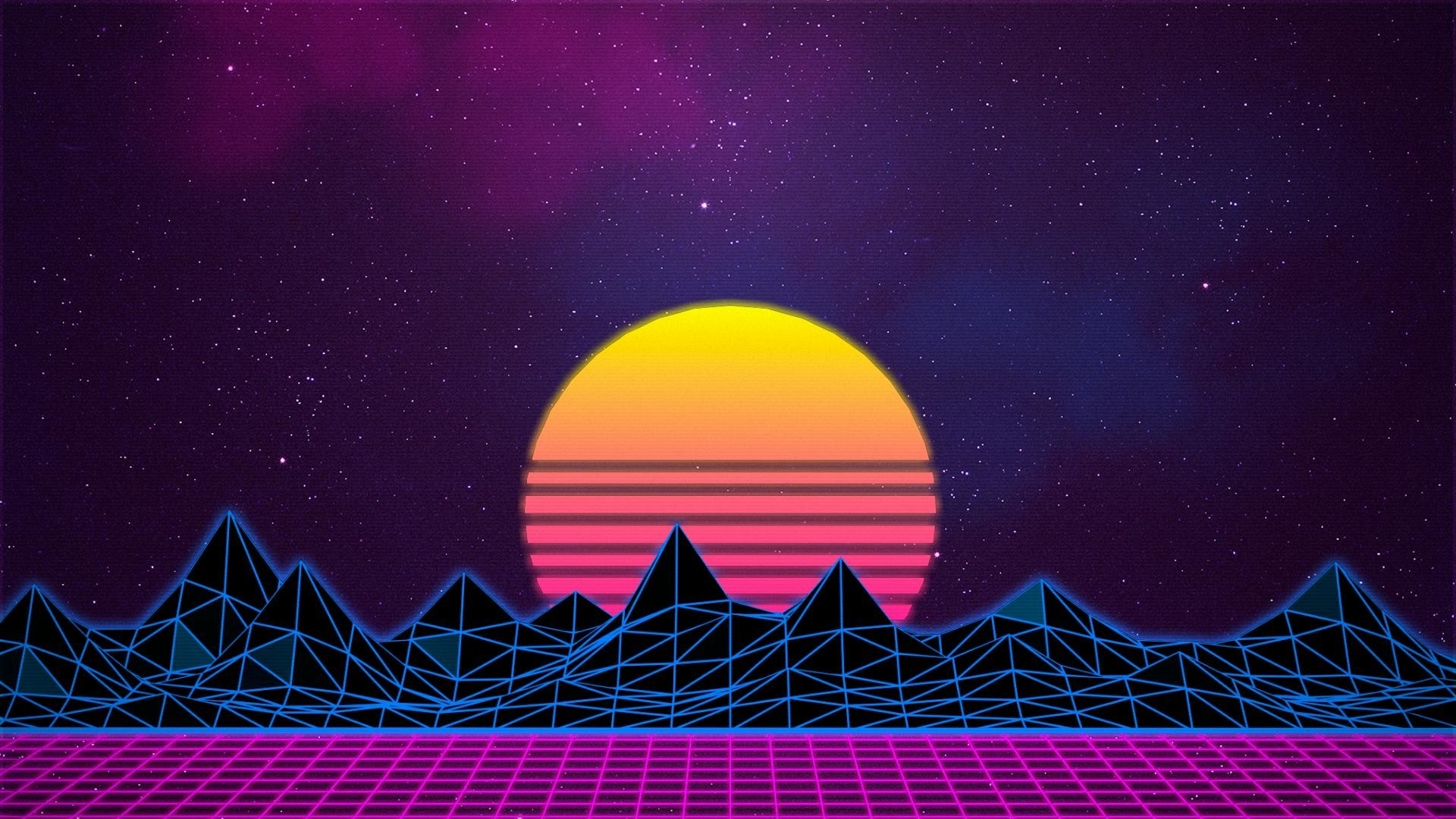 retro 80s wallpaper (67+ images)
