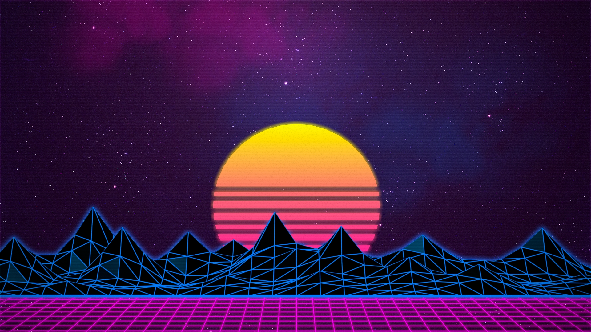 retrowave 80's bgrafael-de-jongh on deviantart