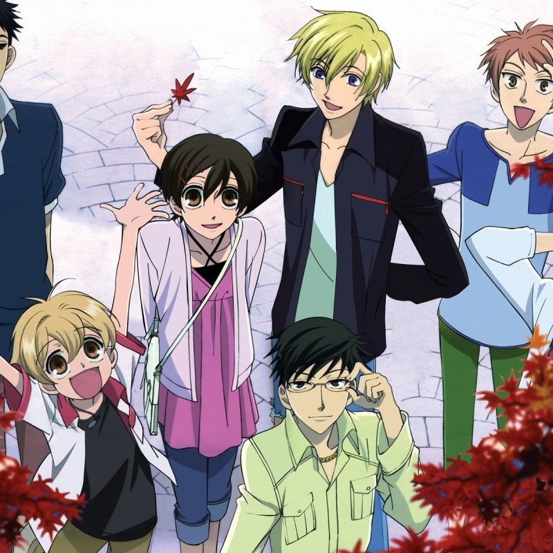 10 Top Ouran Highschool Host Club Wallpaper FULL HD 1920×1080 For PC Desktop 2018 free download reverse harem anime manga images ouran high school host club hd 800x800