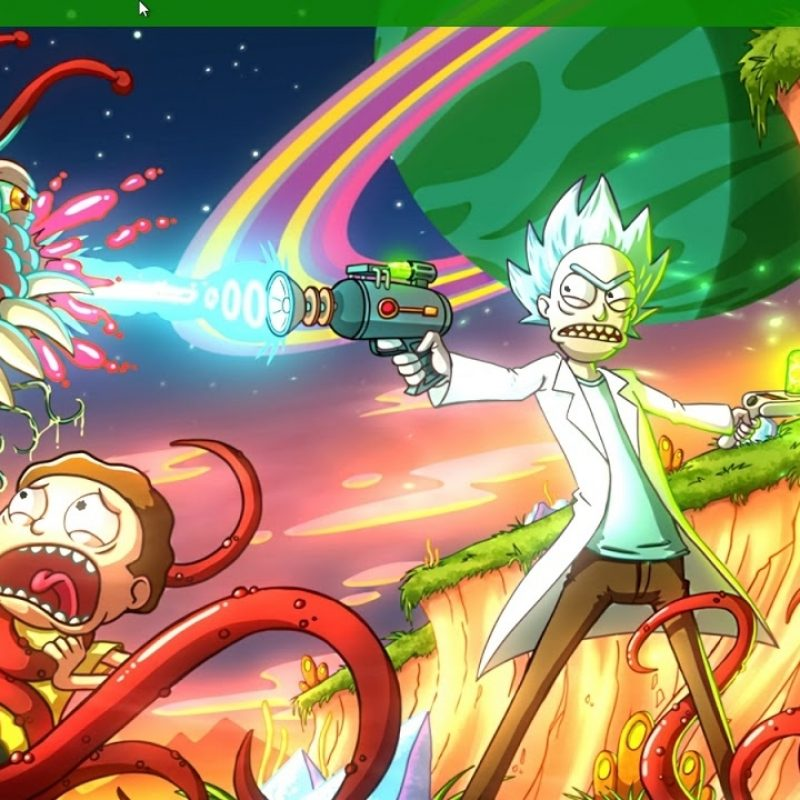 10 Top Rick And Morty Backgrounds FULL HD 1920×1080 For PC Desktop 2018 free download rick and morty background youtube 800x800