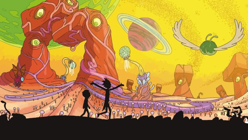 10 Top 4k Rick And Morty Wallpaper Full Hd 1920 1080 For Pc