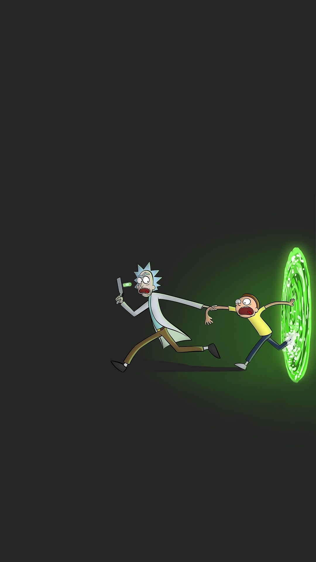 rick and morty iphone wallpaper - 2018 iphone wallpapers | fond
