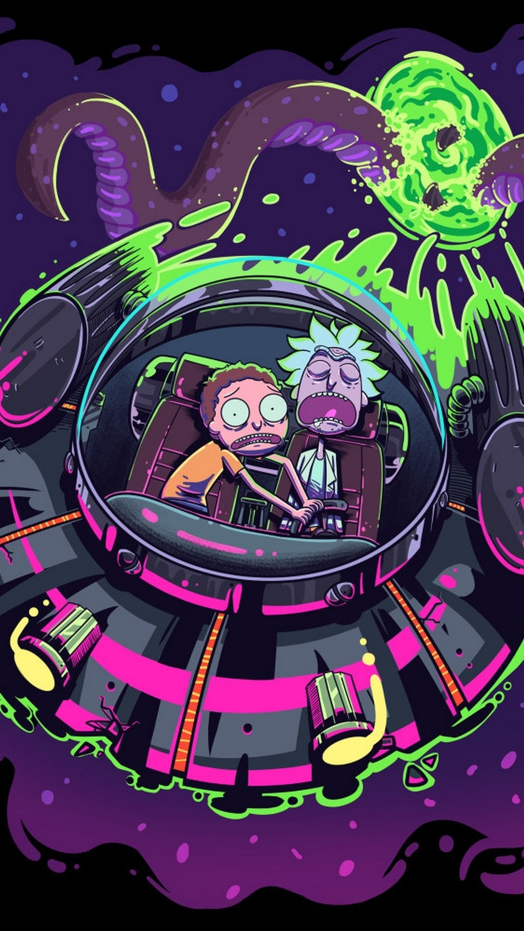 rick and morty season 3 wallpapers 87+ - page 3 of 3 - xshyfc