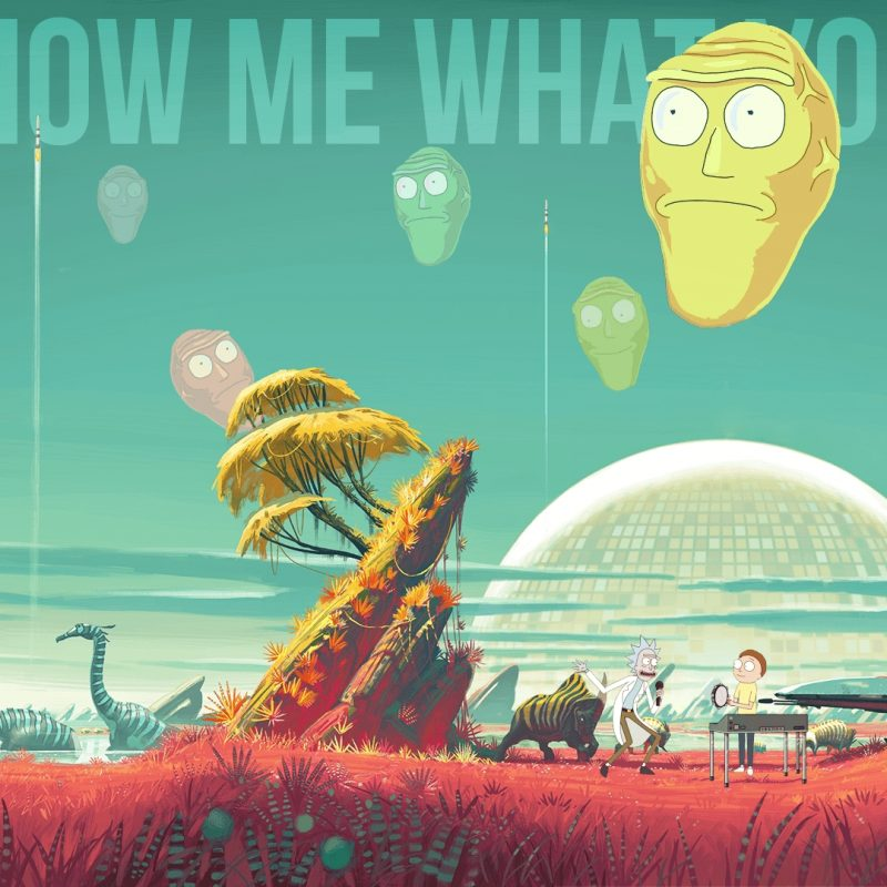 10 Best Rick And Morty Wallpaper FULL HD 1080p For PC Background 2018 free download rick and morty wallpapers wallpaper cave 3 800x800