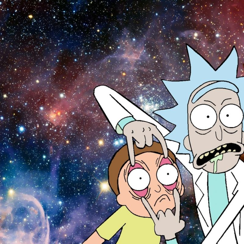 10 Best Rick And Morty Wallpaper Hd FULL HD 1080p For PC Background 2018 free download rick and morty wallpapers wallpapervortex 1 800x800