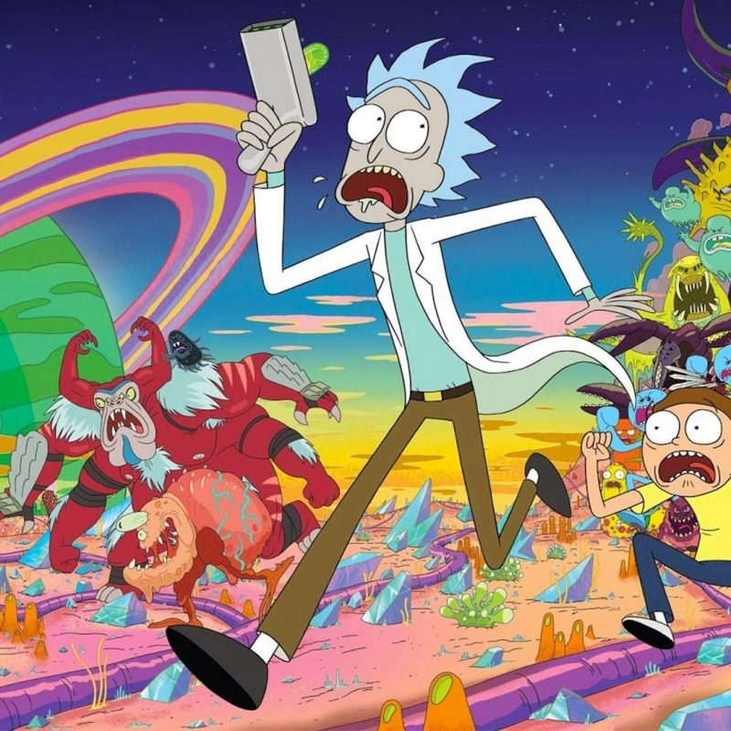 10 Best Rick And Morty Wallpaper 1920X1080 FULL HD 1080p For PC Background 2020 free download rick and morty wallpapers wallpapervortex 800x800