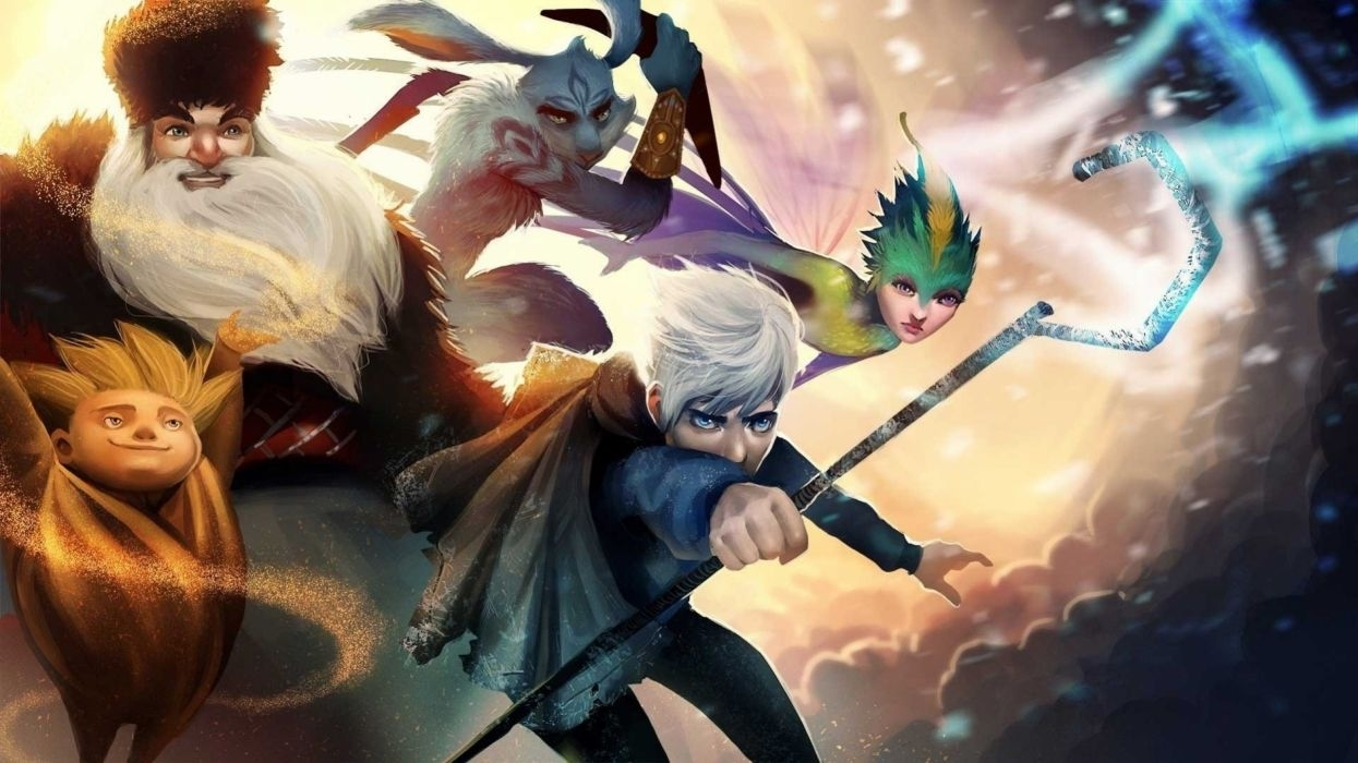 rise of the guardians animation adventure family (20) wallpaper