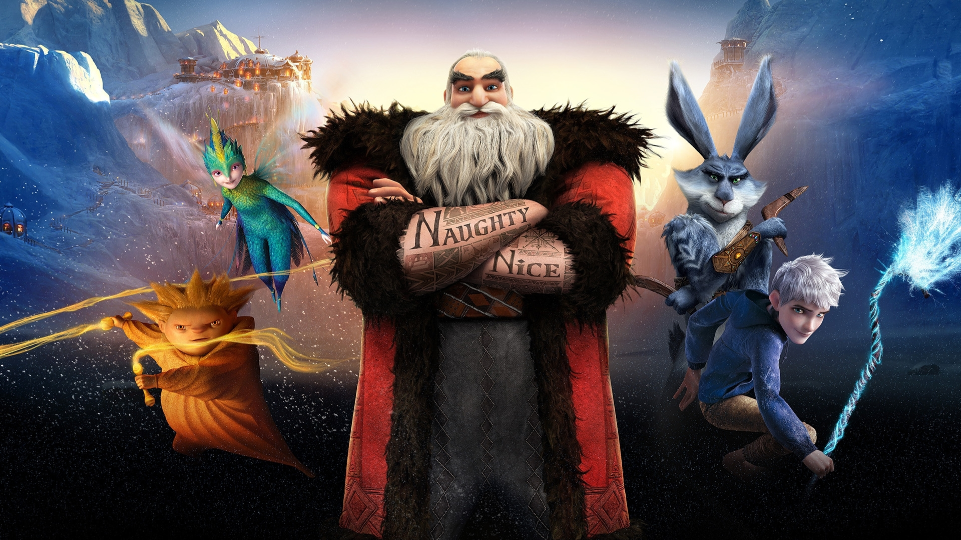 rise of the guardians wallpapers group (83+)