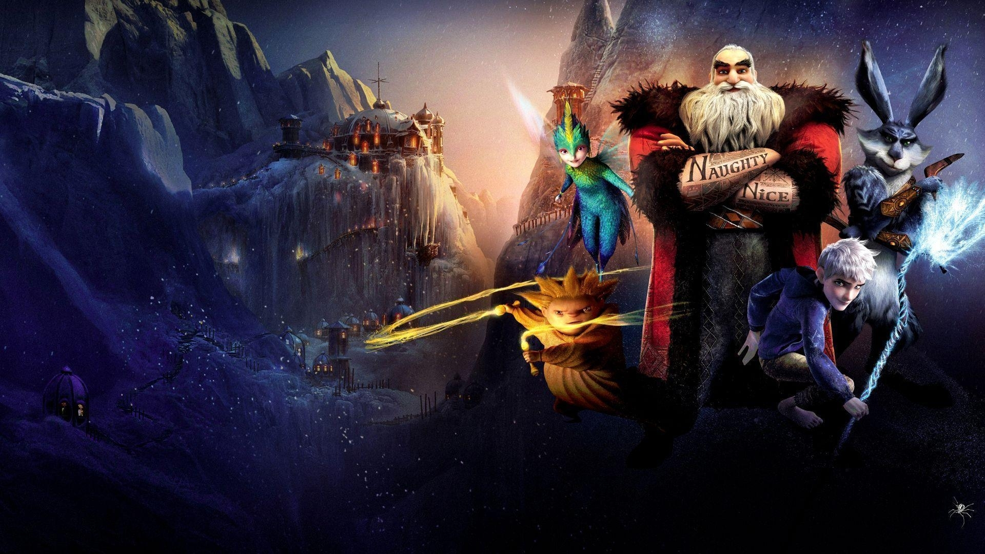 rise of the guardians wallpapers - wallpaper cave
