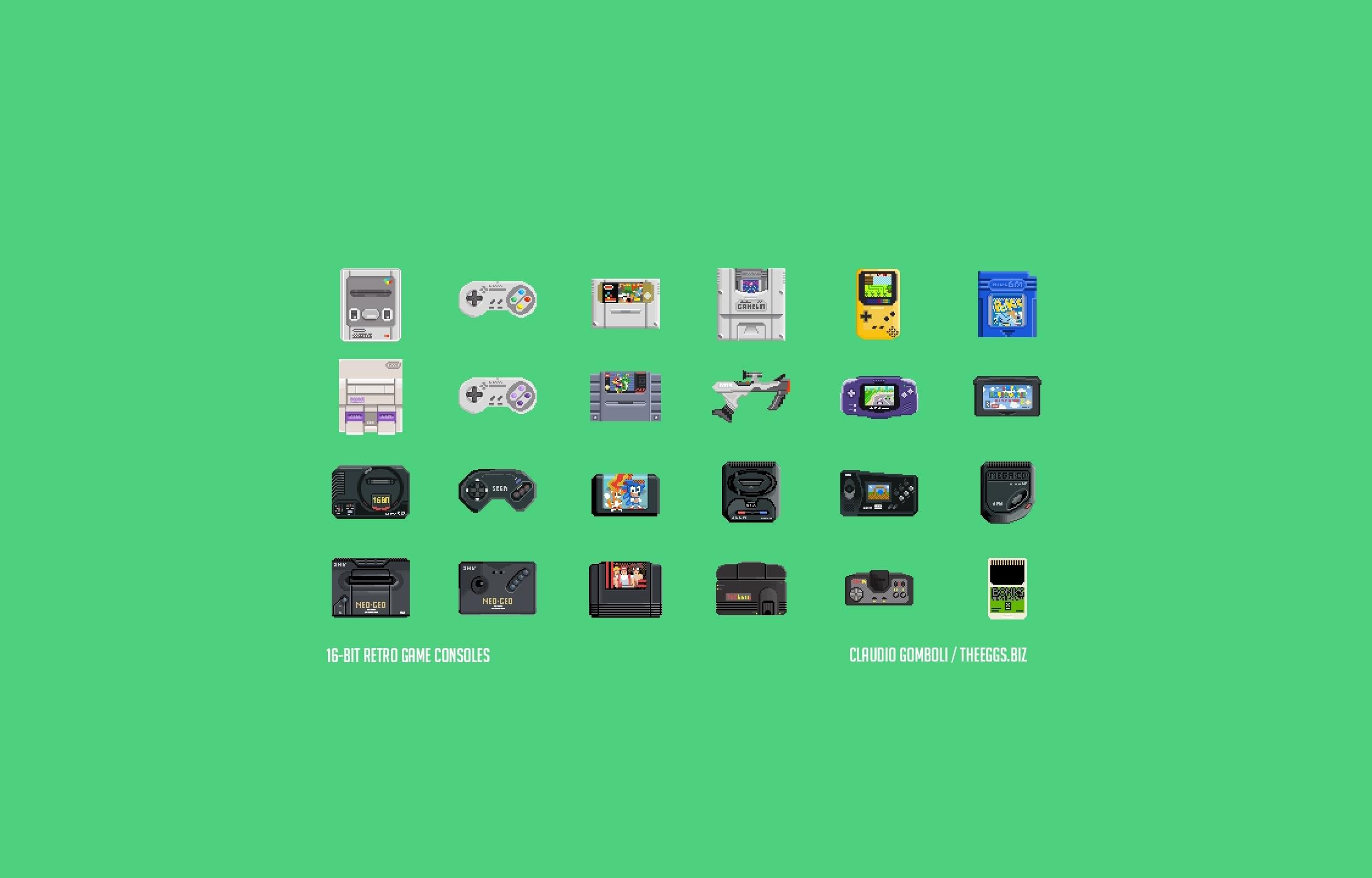 risultati immagini per video game wallpaper | consolas y pc