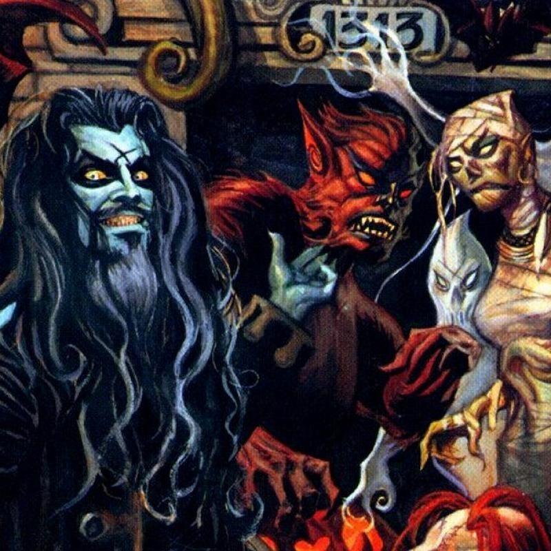 10 Top Rob Zombie Art Wallpaper FULL HD 1080p For PC Desktop 2021 free download rob zombie art dark monster f wallpaper 1920x1200 171419 800x800