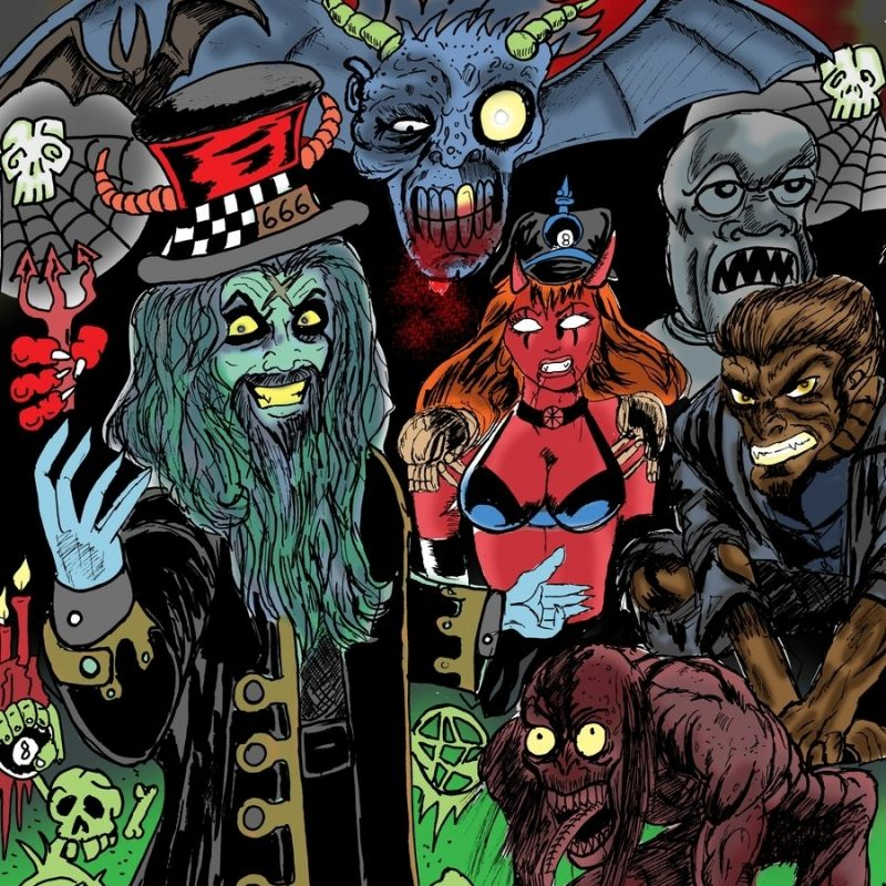 10 Top Rob Zombie Art Wallpaper FULL HD 1080p For PC Desktop 2021 free download rob zombiec4l on deviantart 800x800