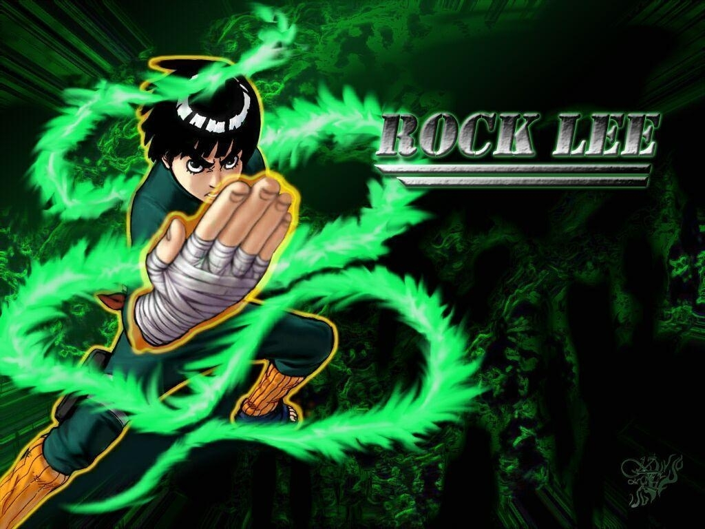 rock lee wallpapers - wallpaper cave