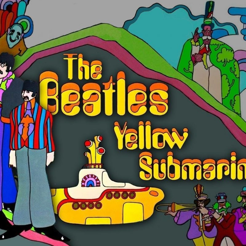 10 Latest Yellow Submarine Wall Paper FULL HD 1080p For PC Background 2020 free download rock music the beatles yellow submarine cover art wallpaper 88581 800x800
