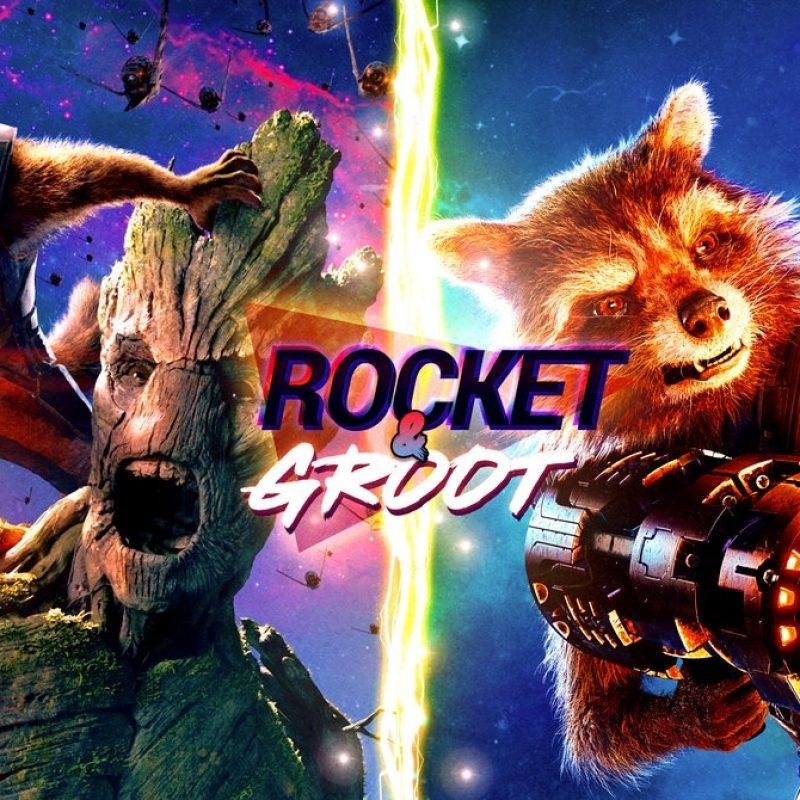 10 Most Popular Rocket And Groot Wallpaper FULL HD 1920×1080 For PC Desktop 2020 free download rocket and groot wallpaper 4kleafpenguins on deviantart 800x800