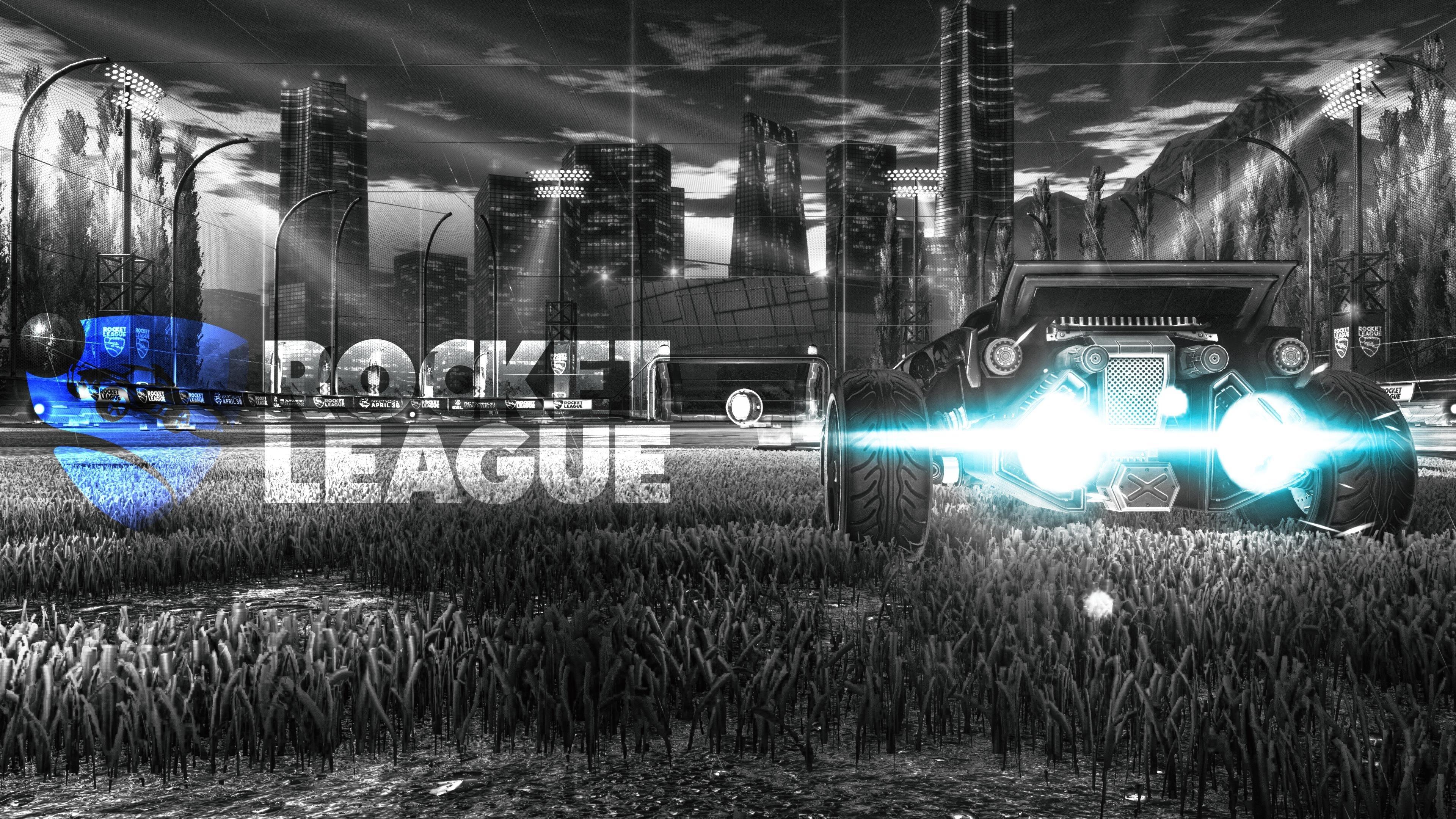 rocket league wallpapers - wallpapervortex