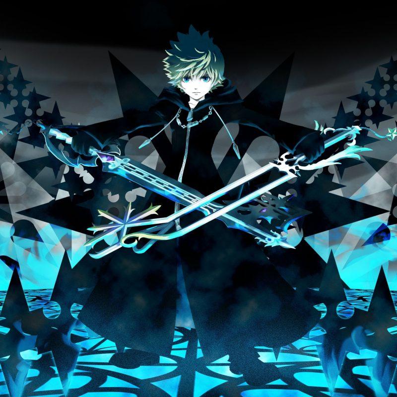 10 Best Kingdom Hearts Wallpaper 1920X1080 Roxas FULL HD 1080p For PC Background 2018 free download roxas kingdom hearts ii zerochan anime image board 800x800
