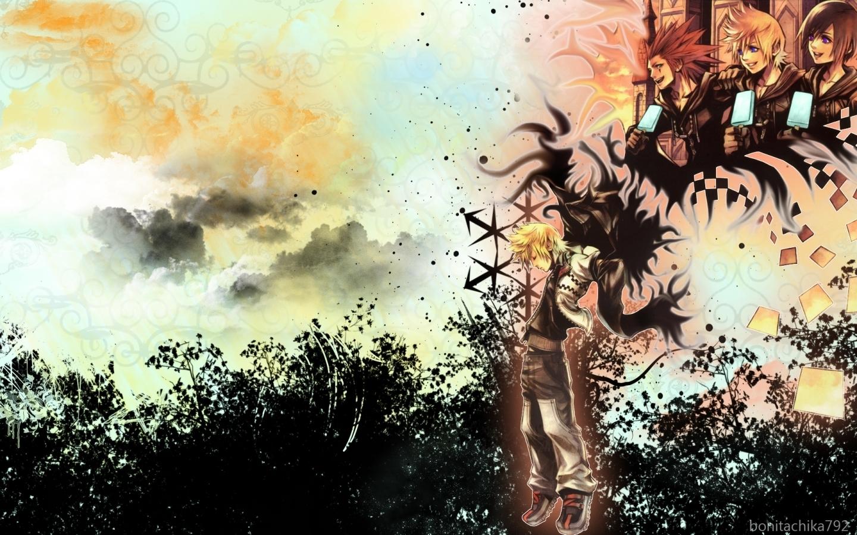 roxas, wallpaper - zerochan anime image board