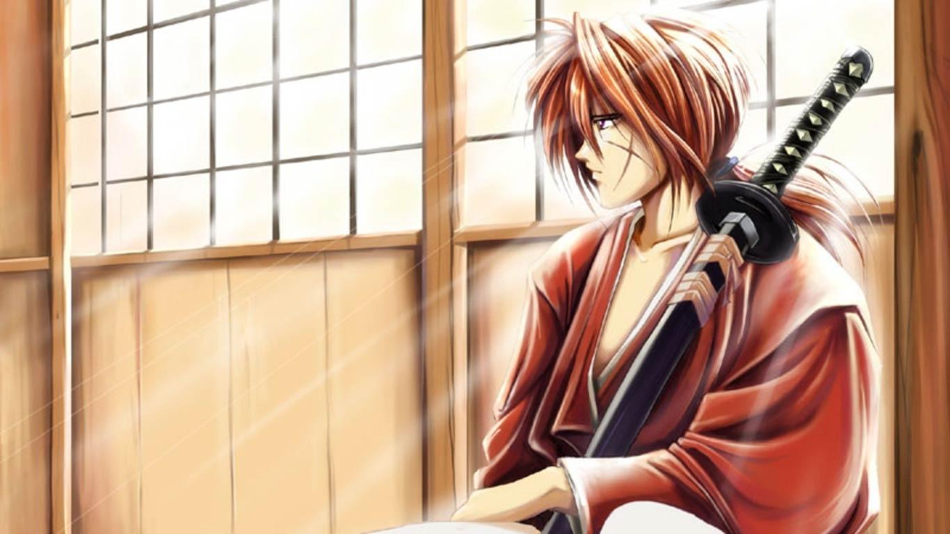 rurouni-kenshin-wallpaper (1366×768) | rurouni kenshin (samurai