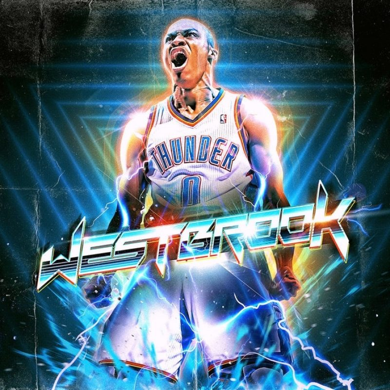 10 Best Russell Westbrook Wallpaper Hd FULL HD 1080p For