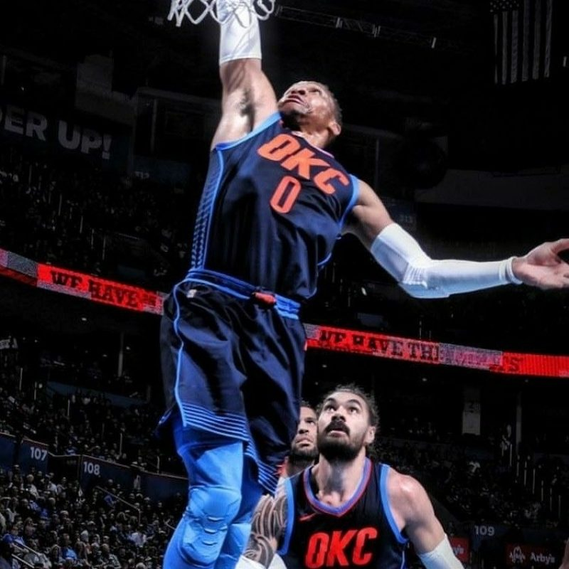 10 Latest Russell Westbrook Wallpaper Iphone FULL HD 1080p For PC Background 2018 free download russell westbrook wallpaper basketball pinterest 800x800