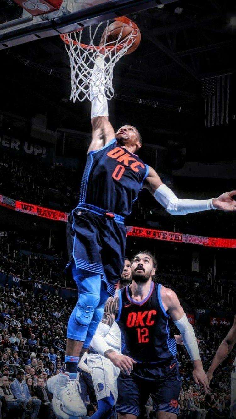 russell westbrook wallpaper   basketball   pinterest