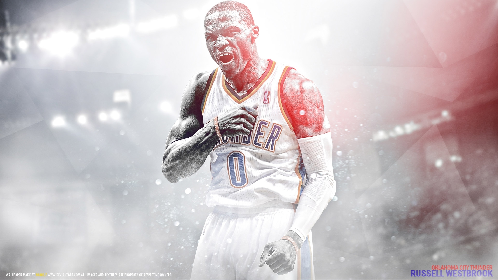 russell westbrook wallpapers | basketball wallpapers at