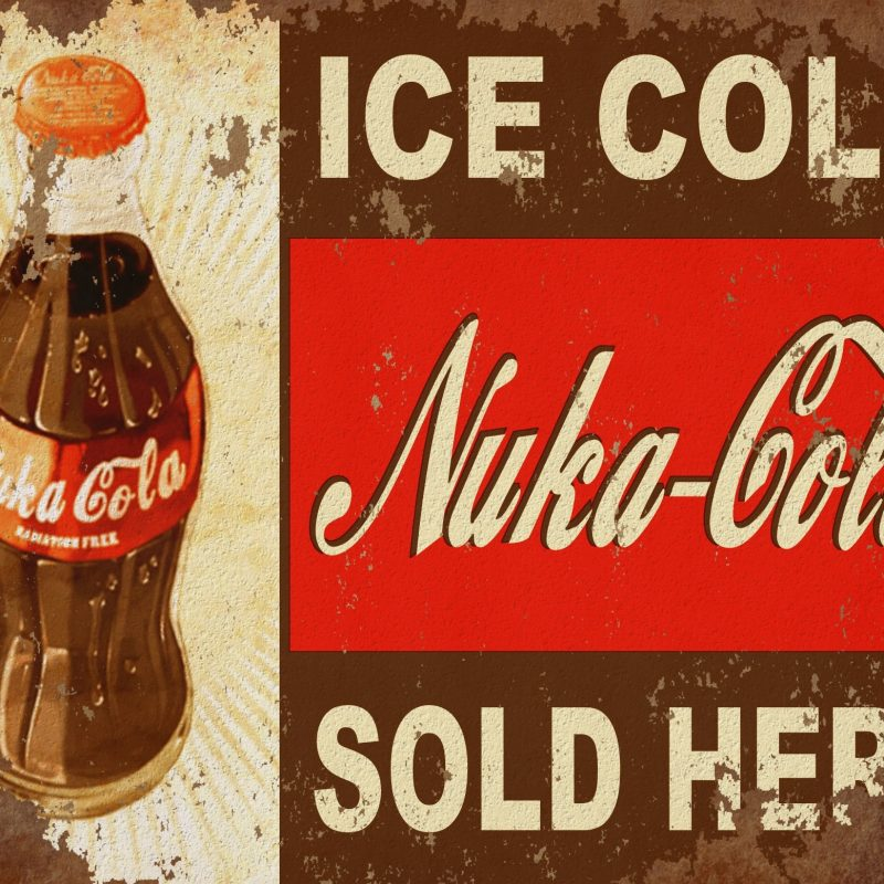 10 Top Fallout Nuka Cola Wallpaper FULL HD 1920×1080 For PC Background 2020 free download rusty nuka cola sign full hd fond decran and arriere plan 800x800