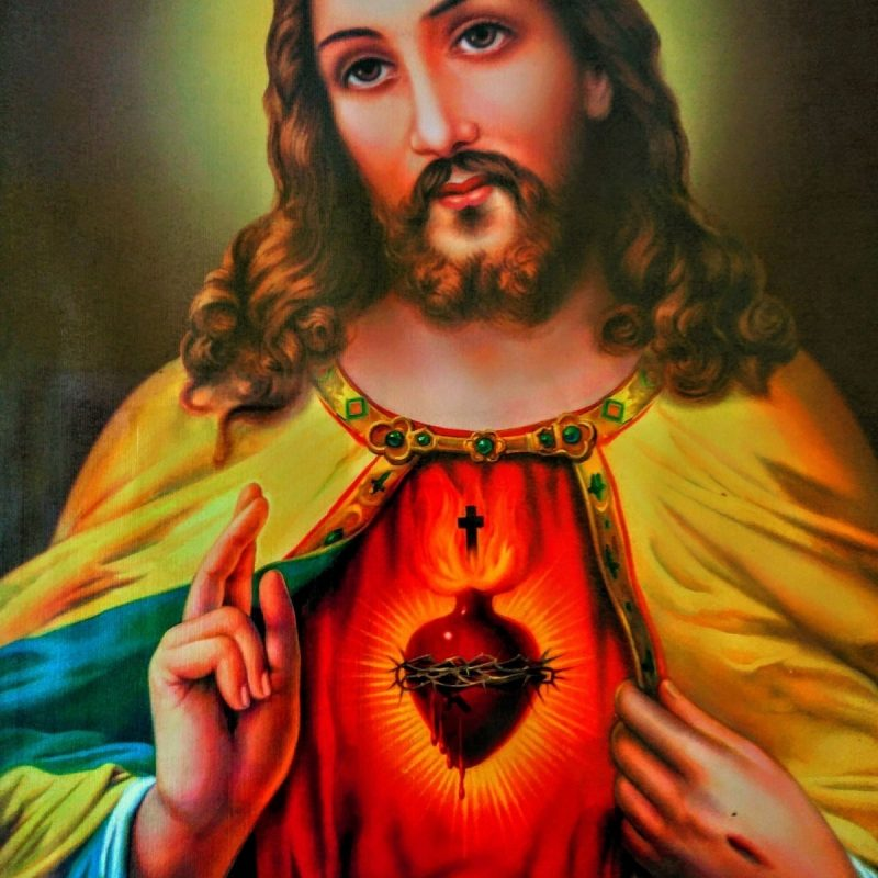 10 New Images Of Sacred Heart Of Jesus FULL HD 1920×1080 For PC Desktop 2020 free download sacred heart of jesus 1 800x800