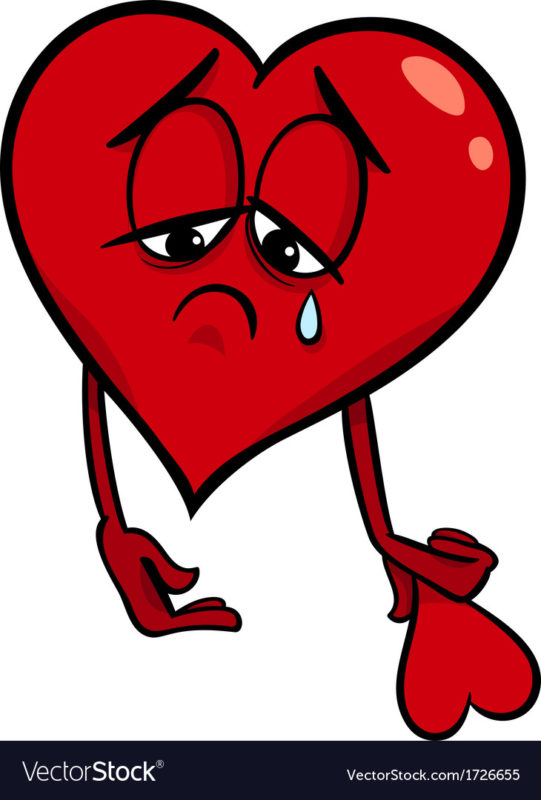 10 New Pics Of A Broken Heart FULL HD 1080p For PC Desktop 2021 free download sad broken heart cartoon royalty free vector image 541x800