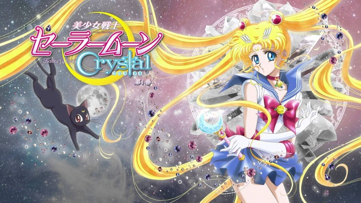 sailor moon crystal blu-ray wallpaper | 1920x1080 | 1017535