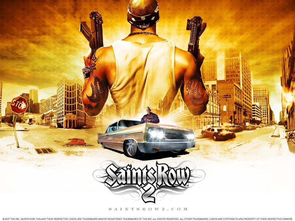 saints row 2 game wallpapers | wallpaperholic