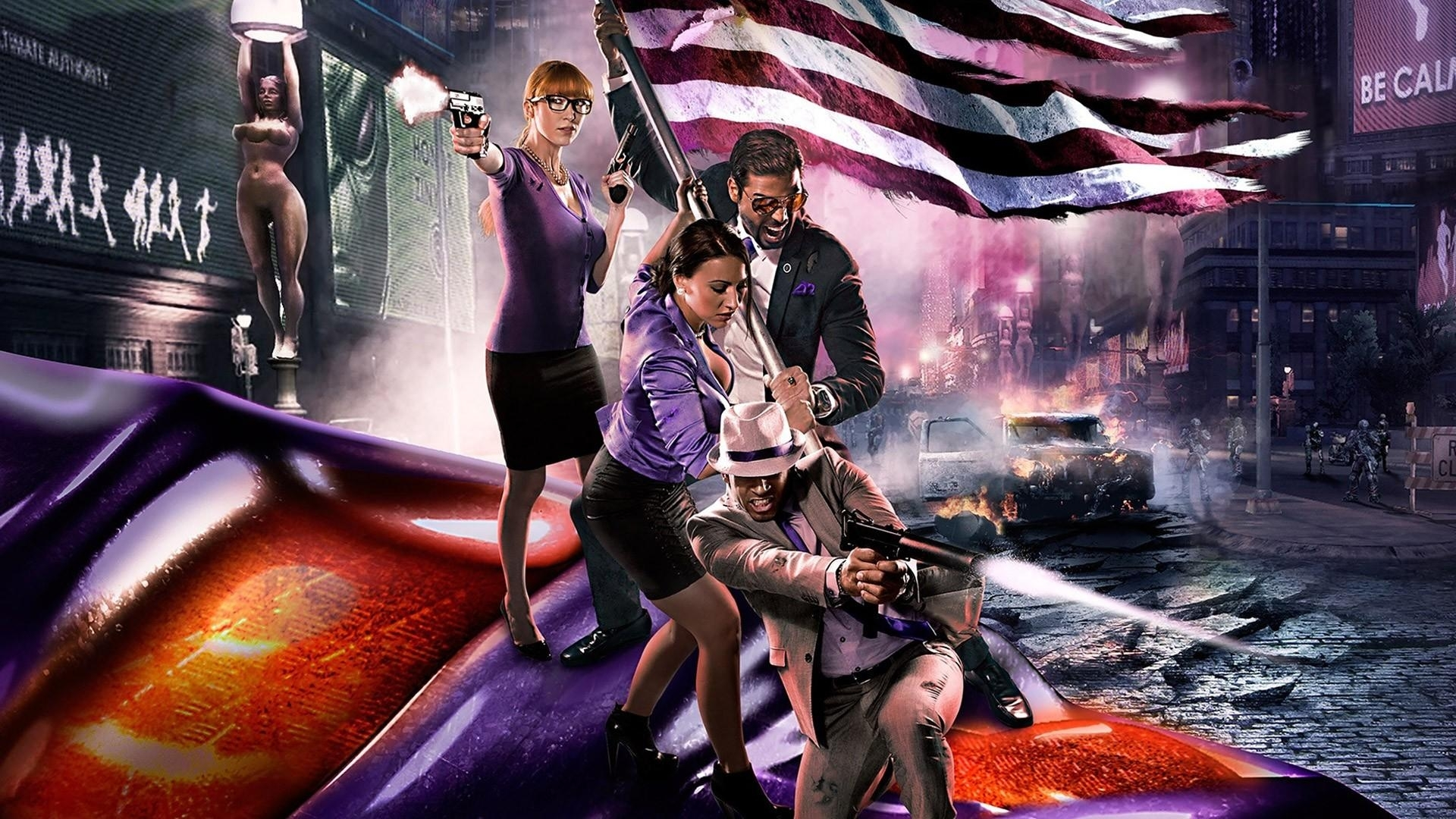 saints row 4 wallpaper | (133061)