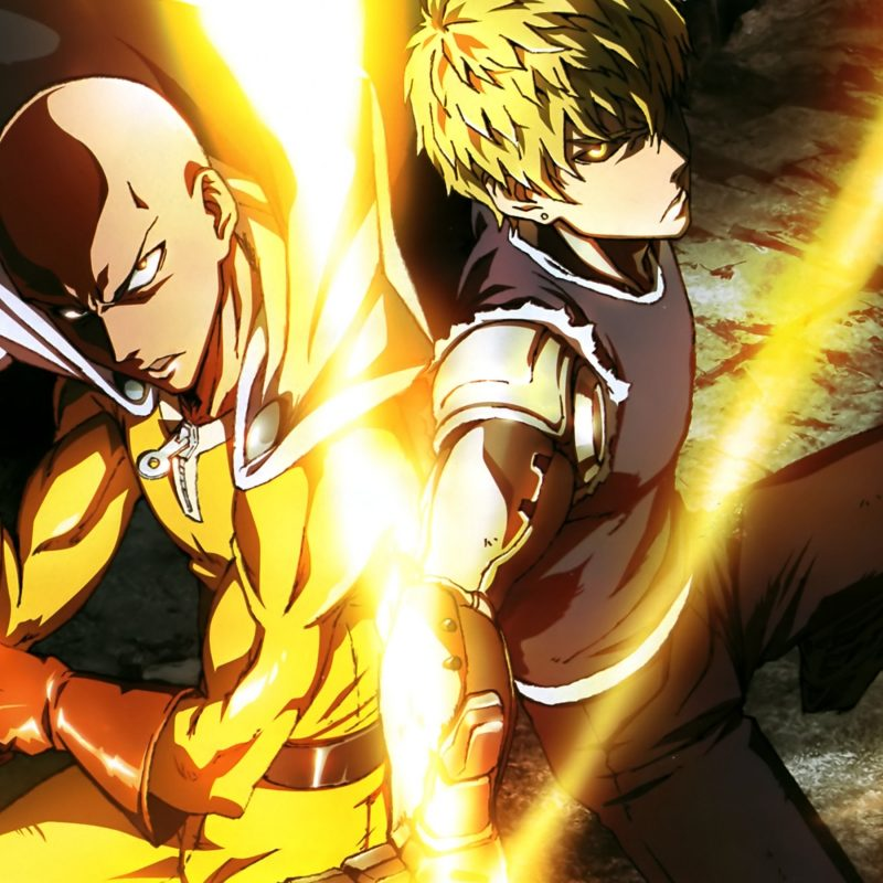 10 Best One Punch Man Wall Paper FULL HD 1920×1080 For PC Background 2018 free download saitama one punch man images saitama and genos hd wallpaper and 800x800