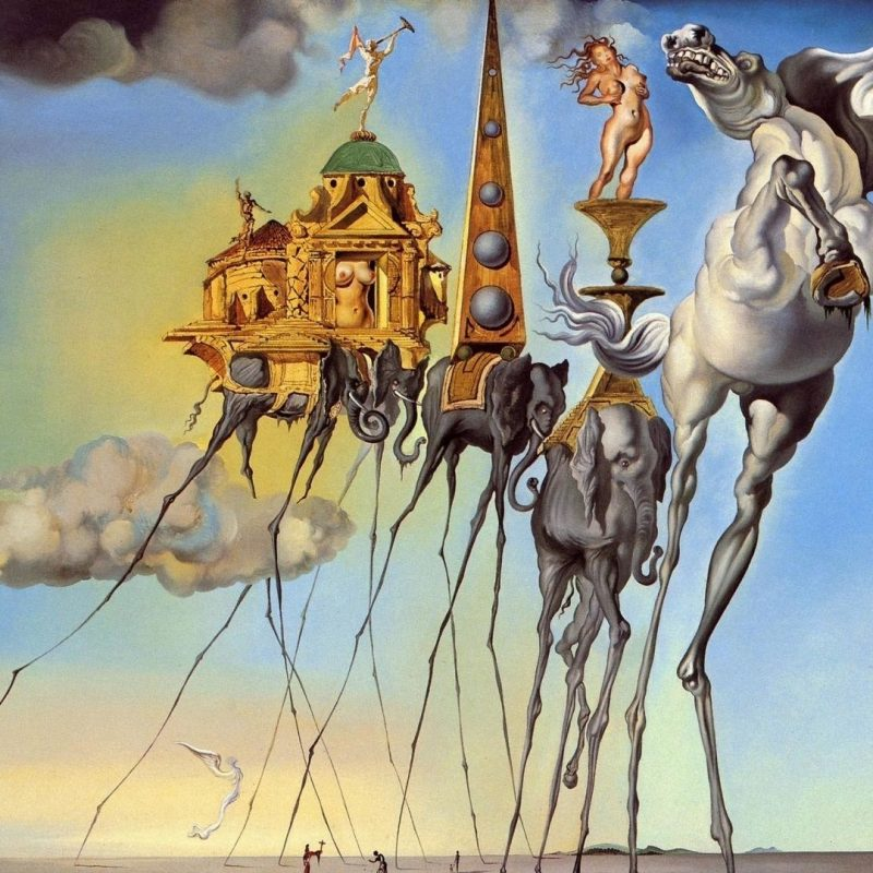 10 Best Salvador Dali Wallpaper 1920X1080 FULL HD 1920×1080 For PC Background 2018 free download salvador dali wallpapers free 63 images 800x800