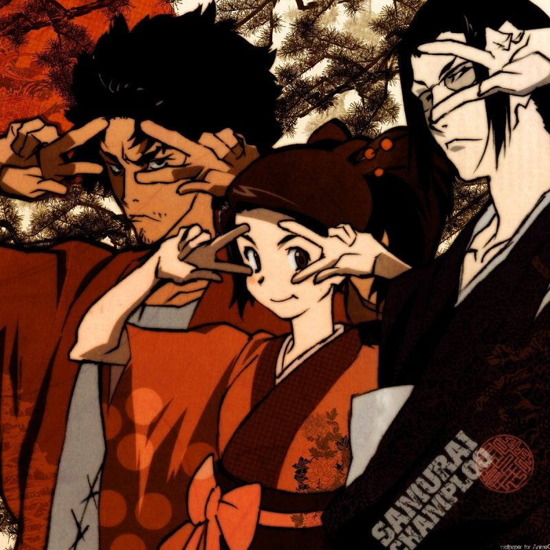10 Best Samurai Champloo Fuu Wallpaper FULL HD 1080p For PC Background 2018 free download samurai champloo images jin mugen and fuu hd wallpaper and 800x800
