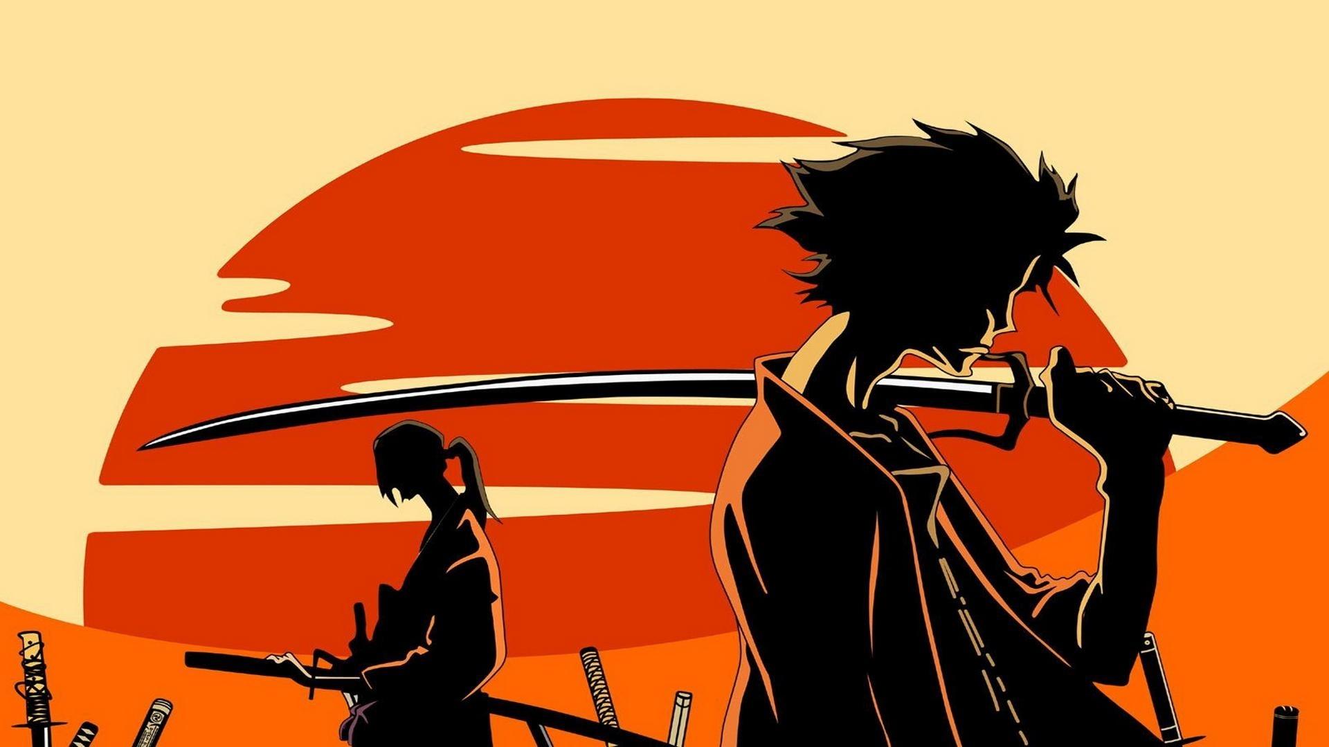 samurai champloo wallpaper 17664 1920x1080 px ~ hdwallsource