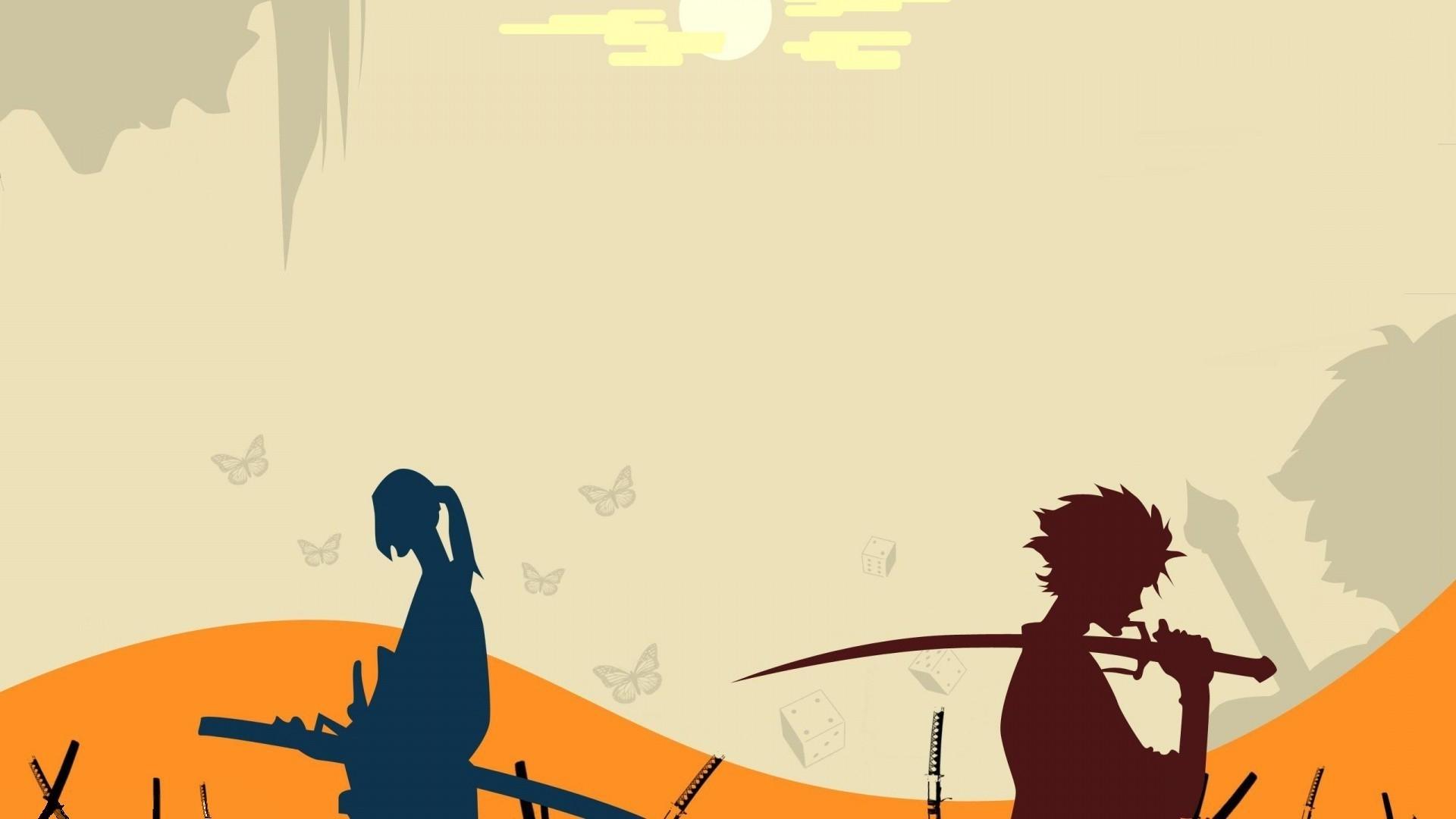 samurai papier peint champloo hd
