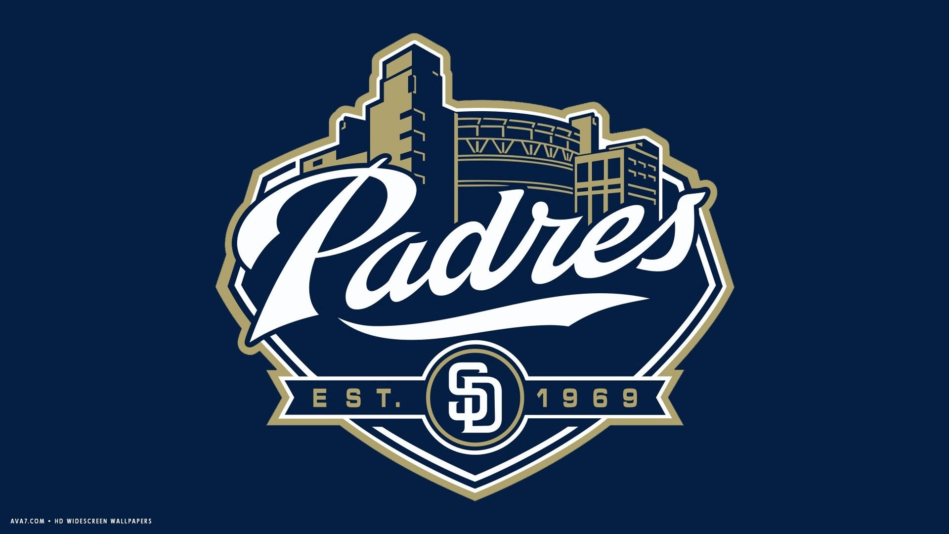 san diego padres mlb baseball team hd widescreen wallpaper