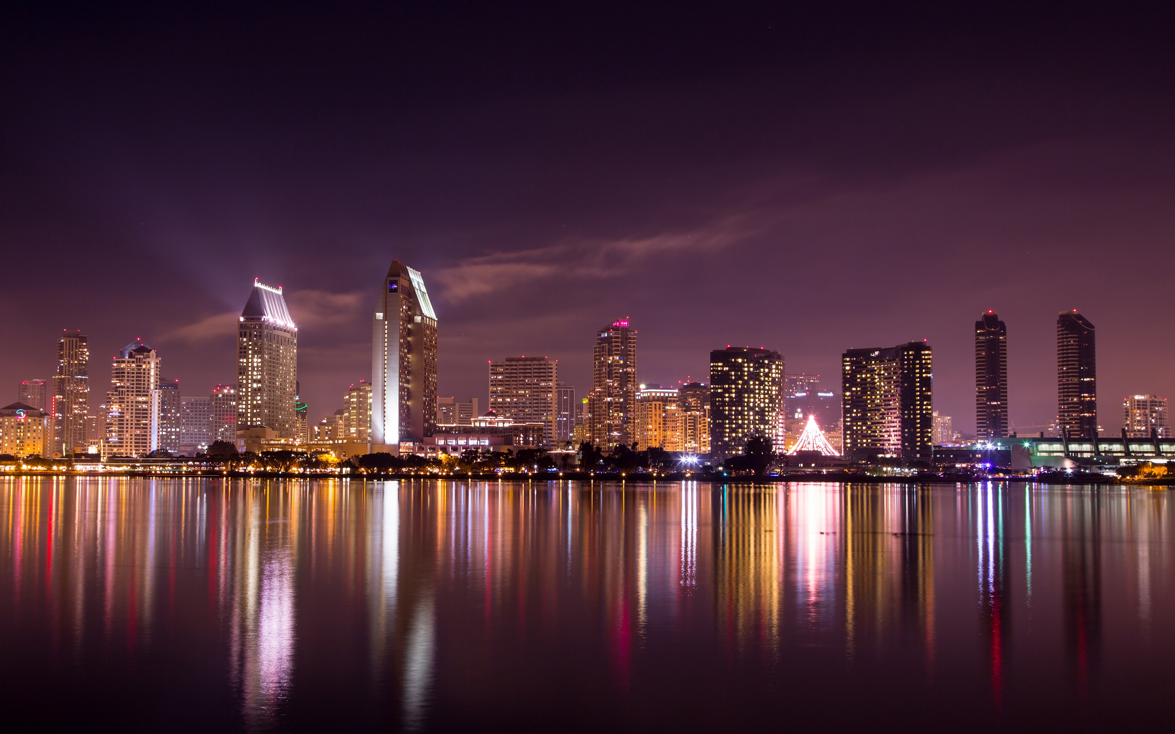 san diego skyline wallpapers | wallpapers hd