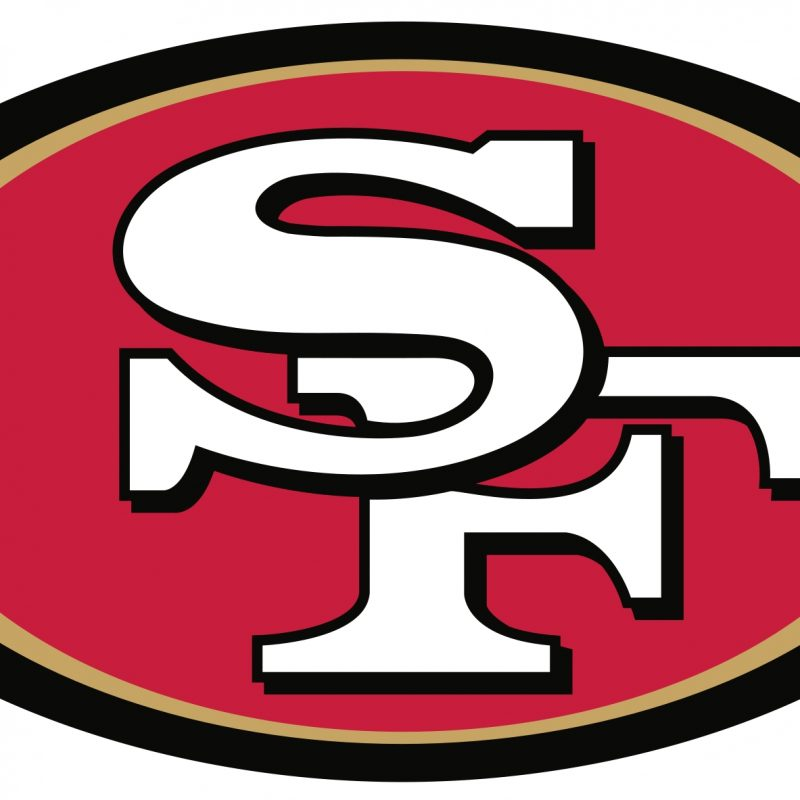 10 Latest Images Of The 49Ers Logo FULL HD 1920×1080 For PC Desktop 2018 free download san francisco 49ers logo nfl france 800x800