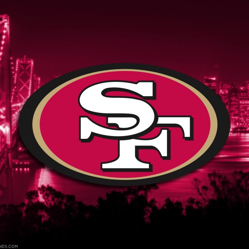 10 Top San Francisco 49Ers Desktop Wallpaper FULL HD 1920×1080 For PC Background 2018