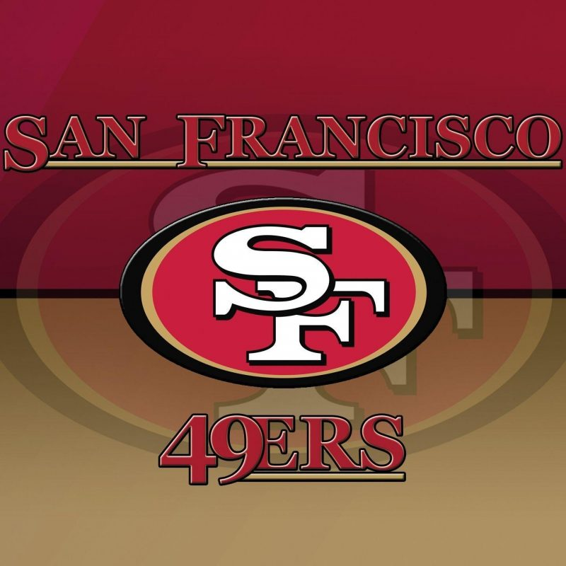 10 New San Francisco 49Ers Wallpapers FULL HD 1080p For PC Desktop 2018 free download san francisco 49ers wallpapers 2017 wallpaper cave 1 800x800
