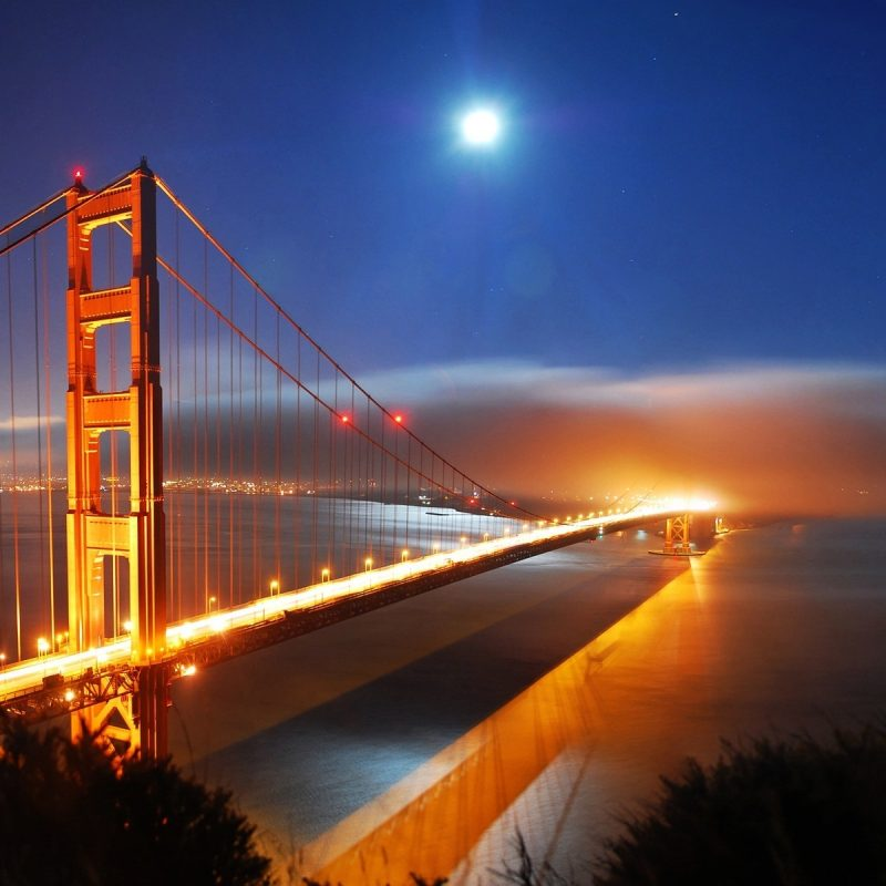 10 Top San Francisco Night Wallpaper FULL HD 1920×1080 For PC Desktop 2021 free download san francisco bridge night lights wallpapers wallpapers hd 800x800